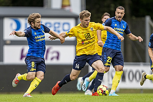 Kasper Fisker (Br�ndby IF), Mikkel M. Pedersen (Hobro IK)