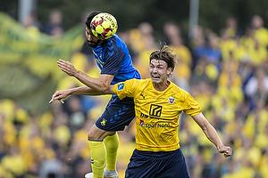 Anthony Jung (Br�ndby IF), Jesper B�ge (Hobro IK)
