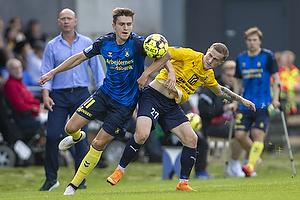 Mikael Uhre (Br�ndby IF), Mathias Haarup (Hobro IK)