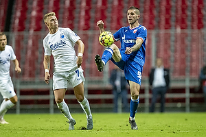 Milos Degenek (R�de Stjerne), Viktor Fischer (FC K�benhavn)