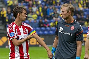 Lucas Andersen, anf�rer (Aab), Jacob Rinne (Aab)