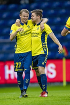 Simon Hedlund (Br�ndby IF), Dominik Kaiser (Br�ndby IF)