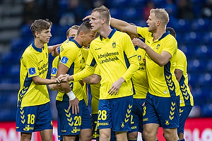 Jesper Lindstr�m (Br�ndby IF), Anton Skipper (Br�ndby IF), Anthony Jung (Br�ndby IF)