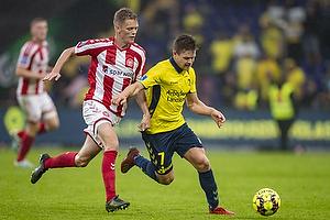 Dominik Kaiser (Br�ndby IF), Kasper Kusk (Aab)