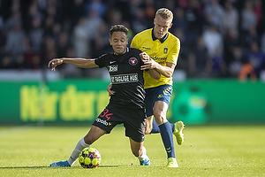 Hj�rtur Hermannsson (Br�ndby IF), Mikkel Anderson (FC Midtjylland)