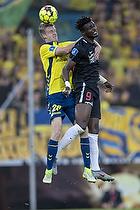 Anton Skipper (Br�ndby IF), Sory Kaba (FC Midtjylland)