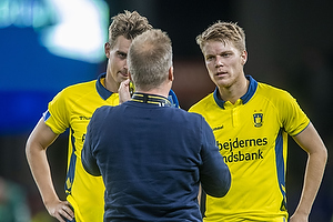 Sigurd Rosted (Br�ndby IF), Andreas Maxs� (Br�ndby IF)