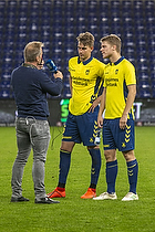 Andreas Maxs� (Br�ndby IF), Sigurd Rosted (Br�ndby IF)