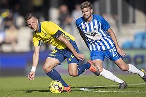 Kamil Wilczek (Br�ndby IF), Jeppe Brinch (Esbjerg fB)