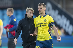Simon Hedlund (Br�ndby IF), Kamil Wilczek (Br�ndby IF)