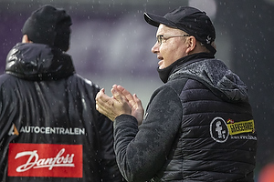 Glen Riddersholm, cheftr�ner (S�nderjyskE)