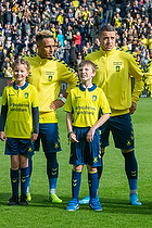 Hany Mukhtar (Br�ndby IF), Josip Radosevic (Br�ndby IF)