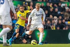 Kevin Mensah (Br�ndby IF), Viktor Fischer (FC K�benhavn)