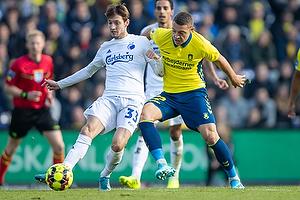 Rasmus Falk (FC K�benhavn), Josip Radosevic (Br�ndby IF)