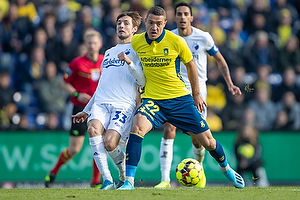 Josip Radosevic (Br�ndby IF), Rasmus Falk (FC K�benhavn)