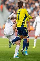 Rasmus Falk (FC K�benhavn), Dominik Kaiser (Br�ndby IF)