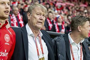 �ge Hareide, A-landstr�ner (Danmark)