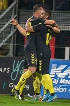 Kamil Wilczek (Br�ndby IF), Kevin Mensah (Br�ndby IF)