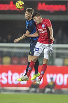 Sigurd Rosted (Br�ndby IF), Nicolai Vallys (Silkeborg IF)