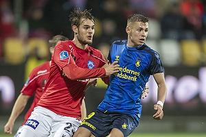 Jeppe Gertsen (Silkeborg IF), Samuel Mraz (Br�ndby IF)