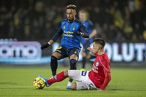 Hany Mukhtar (Br�ndby IF), Svenn Crone (Silkeborg IF)