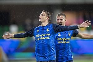 Simon Hedlund, m�lscorer (Br�ndby IF), Samuel Mraz (Br�ndby IF)