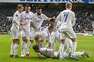 FC K�benhavn - Dynamo Kiev