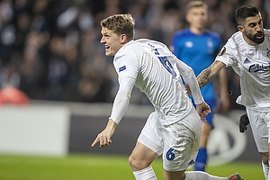 Jens Stage, m�lscorer (FC K�benhavn)