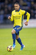 Kevin Mensah, anf�rer (Br�ndby IF)