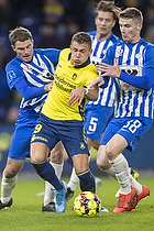 Samuel Mraz (Br�ndby IF), Jesper Lauridsen (Esbjerg fB)