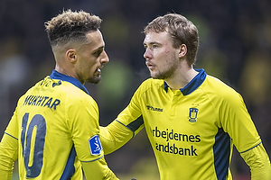 Simon Tibbling (Br�ndby IF), Hany Mukhtar (Br�ndby IF)