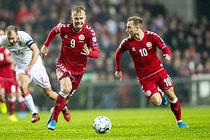 Christian Gytkj�r (Danmark), Christian Eriksen (Danmark)