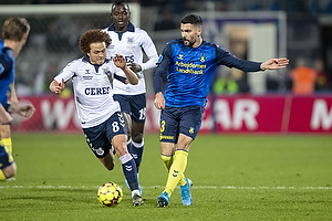 Anthony Jung (Br�ndby IF), Mustafa Amini (Agf)