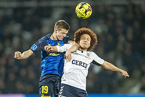 Morten Frendrup (Br�ndby IF), Mustafa Amini (Agf)