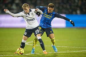 Hany Mukhtar (Br�ndby IF), Bror Blume (Agf)