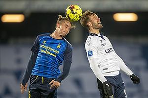 Patrik Mortensen (Agf), Andreas Maxs� (Br�ndby IF)