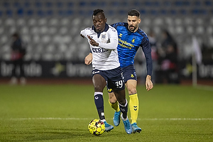 Mustapha Bundu (Agf), Anthony Jung (Br�ndby IF)
