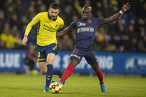 Anthony Jung (Br�ndby IF), Awer Mabil (FC Midtjylland)