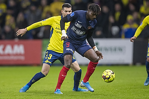 Anthony Jung (Br�ndby IF), Sory Kaba (FC Midtjylland)