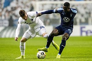 Robert Mudrazija, spiller (FC K�benhavn), Bonke Innocent (Malm� FF)