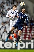 Magnus Eikrem (Malm� FF), Andreas Bjelland, anf�rer (FC K�benhavn)