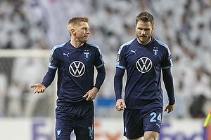 Anders Christiansen  (Malm� FF), Lasse Nielsen (Malm� FF)