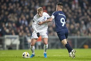 Markus Rosenberg (Malm� FF), Viktor Fischer (FC K�benhavn)