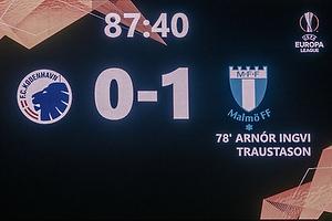 FC K�benhavn - Malm� FF