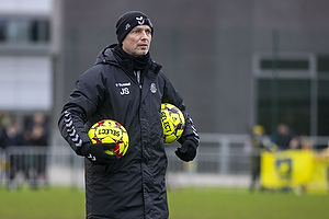 Jesper S�rensen, assistenttr�ner (Br�ndby IF)