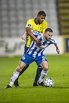 Janus Drachmann (Ob), Anis Slimane (Br�ndby IF)