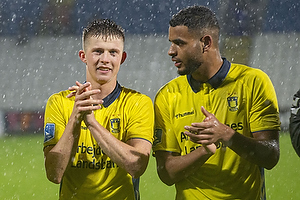 Morten Frendrup (Br�ndby IF), Anis Slimane (Br�ndby IF)