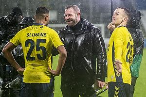 Lasse Vigen Christensen (Br�ndby IF), Anis Slimane (Br�ndby IF)