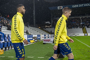 Anis Slimane (Br�ndby IF), Morten Frendrup (Br�ndby IF)
