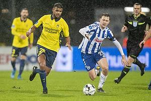 Anis Slimane (Br�ndby IF), Mads Fr�kj�r-Jensen (Ob)
